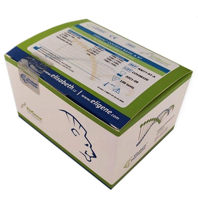 Testy EliGene COVID19 BASIC A RT - Elisabeth Pharmacon